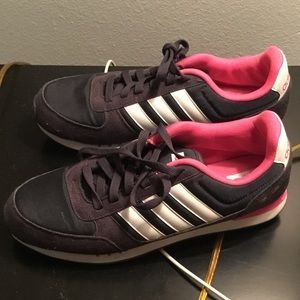 Adidas sneakers never worn